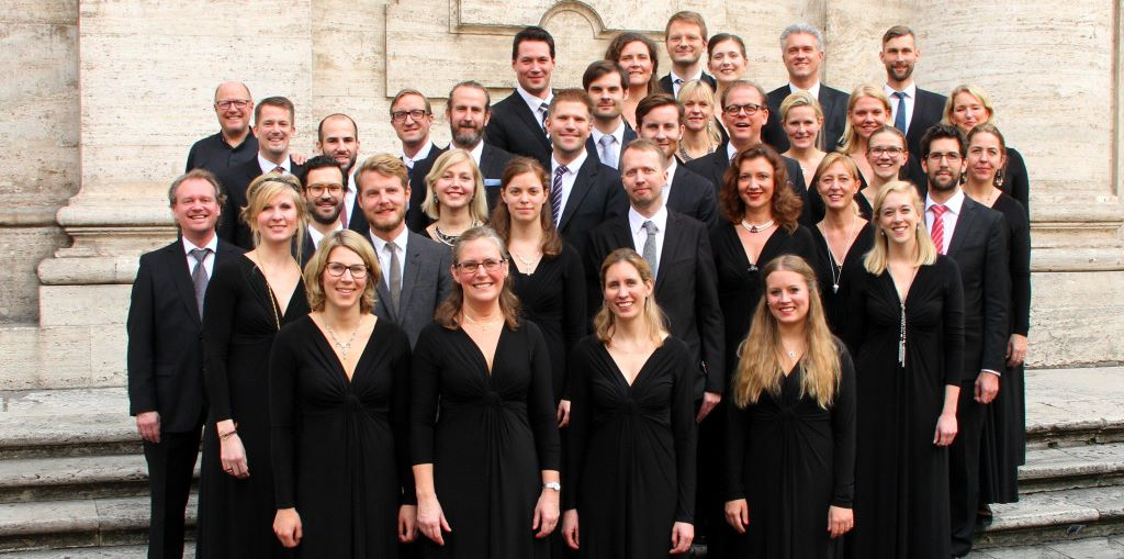 Concert for choir, in Rome – S:t Jacobs Chamber Choir